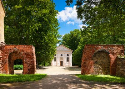 Kloster Altzella, Stiftskirche und Mausoleum
