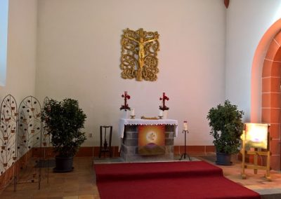 Paradieskapelle - sonnig
