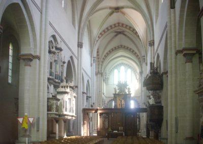 Rabanus Flavus Riddagshausen_Klosterkirche_Innen