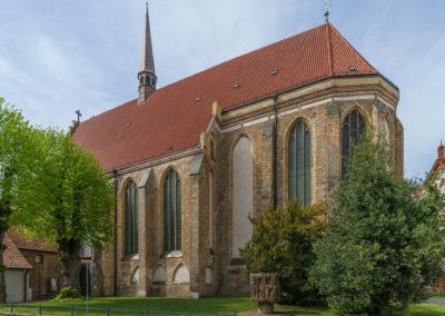 Rostock Klosterkirche A.Savin