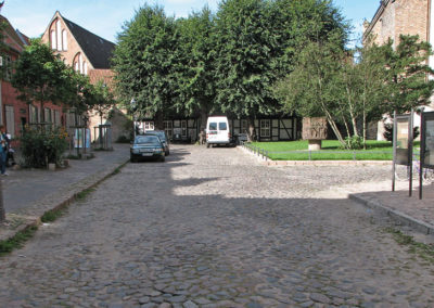 Rostock_Klosterhof_zum_Heiligenkreuz