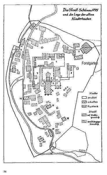 Schoenau-1795-plan
