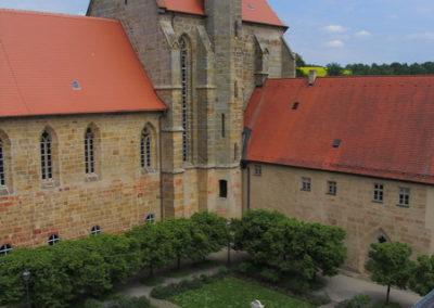 Sonnefeld Innenhof