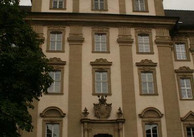 schoental-Abtei, Eingang
