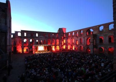 Festspiele MV in der Kloster- und Schlossanlage Dargun Foto Marlies Kiauka