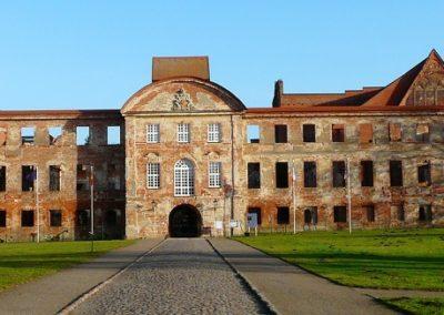 Kloster- und Schlossanlage, Foto Stadt Dargun