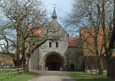 Kloster_Wiebrechtshausen Hauptportal