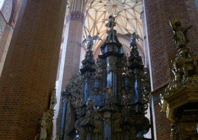 barocke Orgel